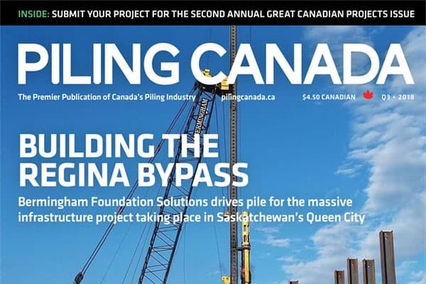 Piling Canada Sept. 2018